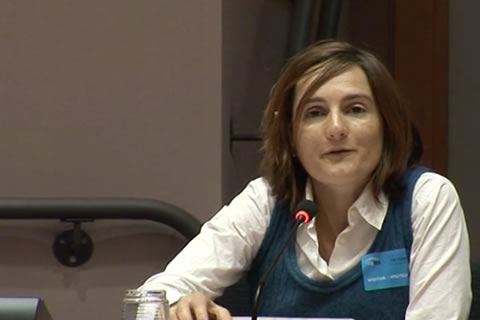 Presentation Vanessa de Andrade - science teacher, final SAILS conference European Parliament