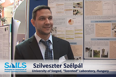 Where You Will Get to Like Science: Student Laboratory at Szeged University